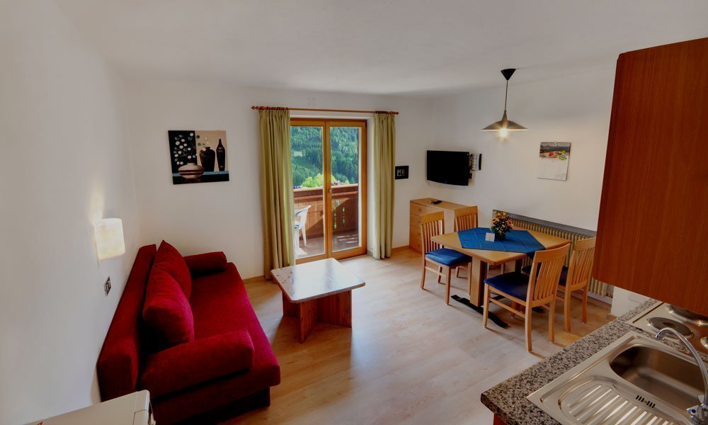 The apartments in the Töglhof - accommodation with all extras