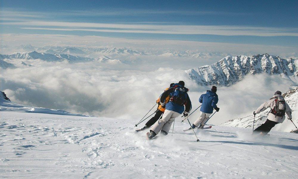 Die Sella Ronda als feines Ski-Schmankerl