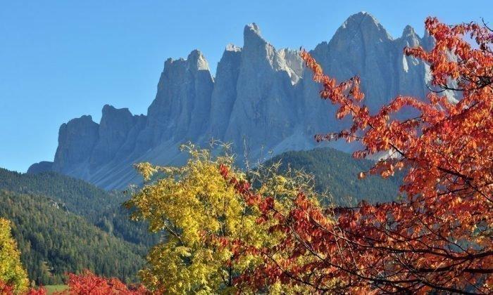 """Die """"Bauhütte der Dolomiten"""""""